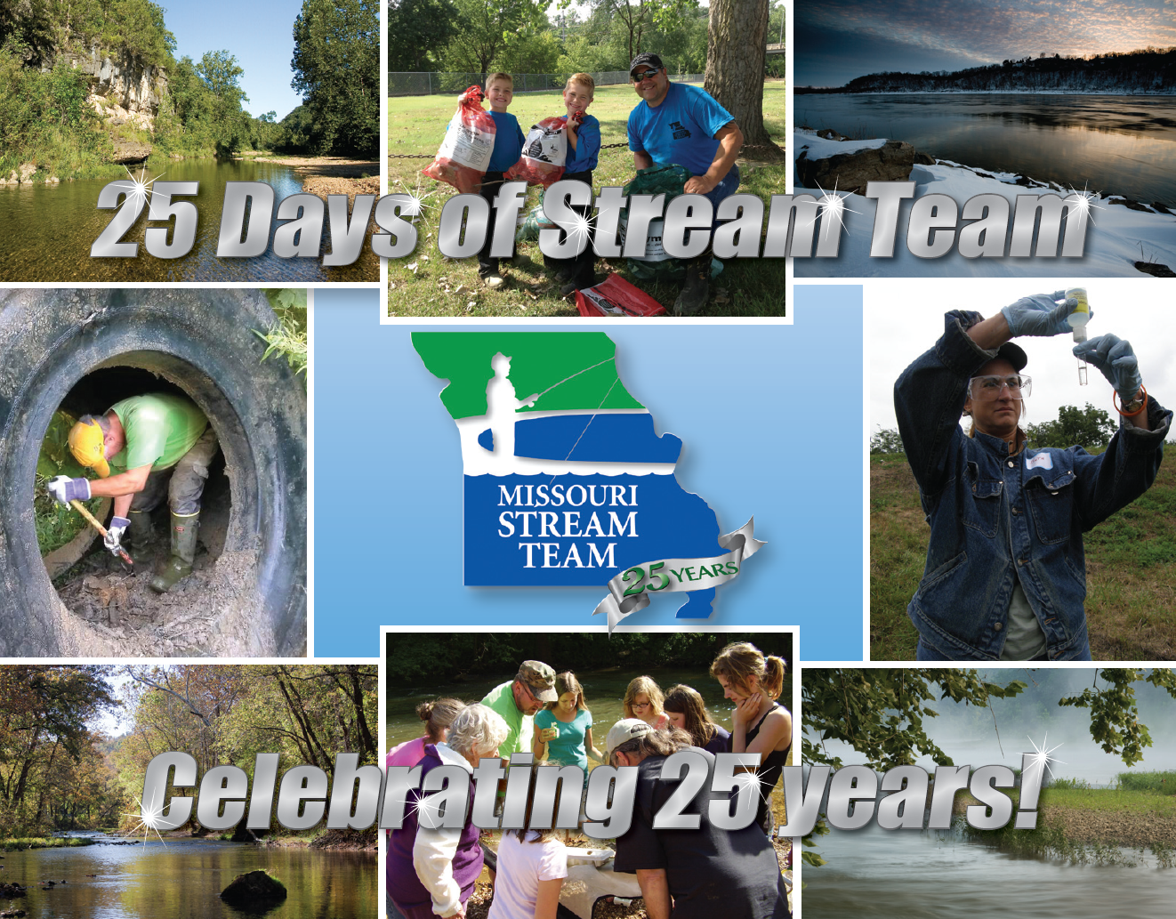 Passport program missouri stream team 25th anniversary heres how it works ccuart Images