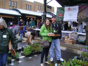 Check out a Native Plant Sale on April 26 at The City Market. Photo by Van Wiskur from the Missouri Prairie Foundation.