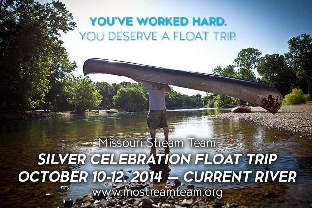 work hard float trip