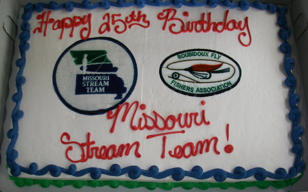 2014-08-30 Happy 25th Anniversary Stream Teams